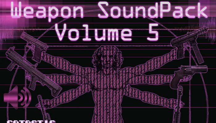 Weapon Sound Pack – Volume 5