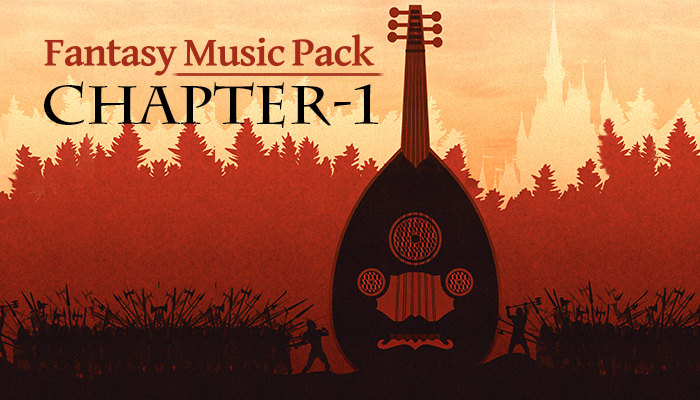 Fantasy Music Pack – Chapter 1