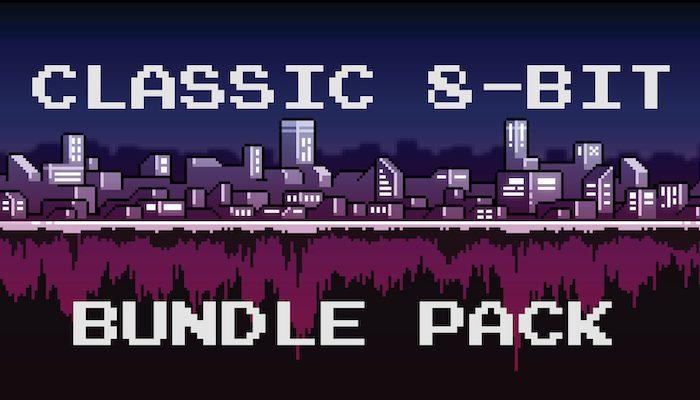 Classic 8-Bit Bundle Pack
