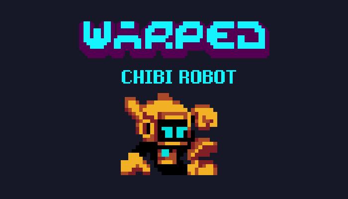 Warped Chibi Robot AddOn