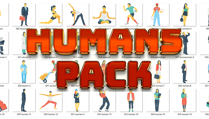 Humans Pack