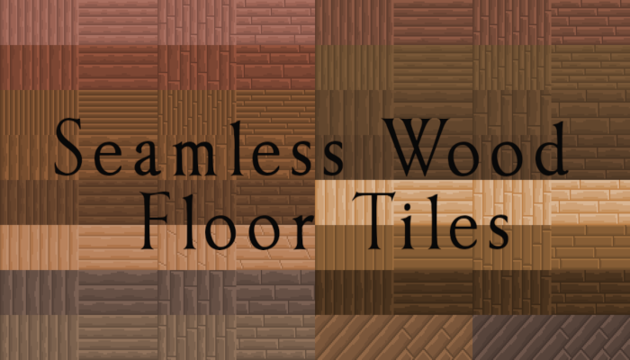 Pixel Wood Floor