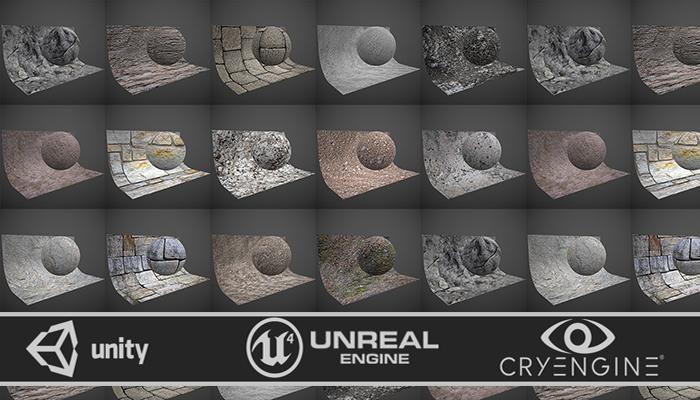 Advansed Surface Materials 2K