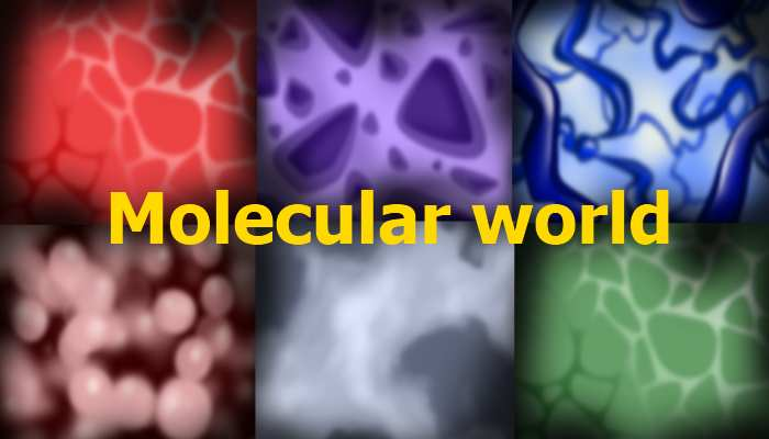 Background molecular world