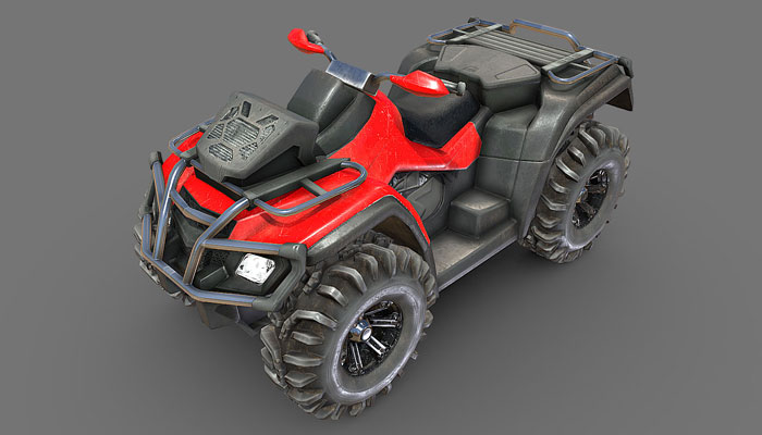 ATV Offroad Bike