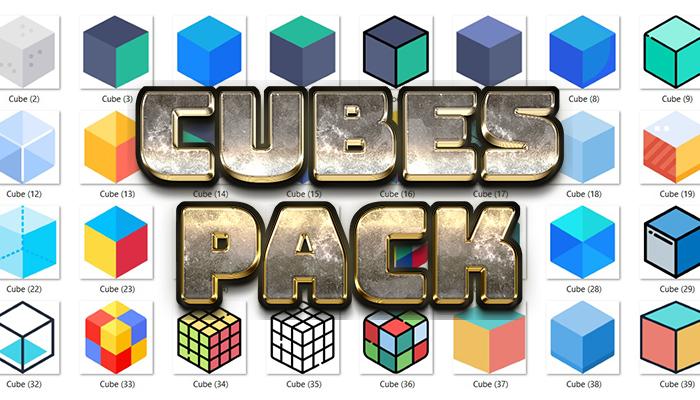 Cubes Pack