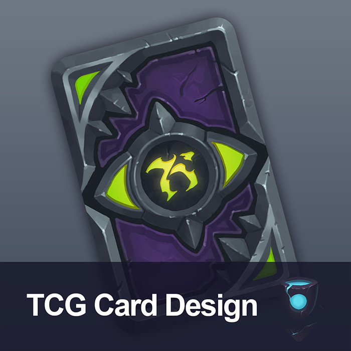 TCG Card Design 04