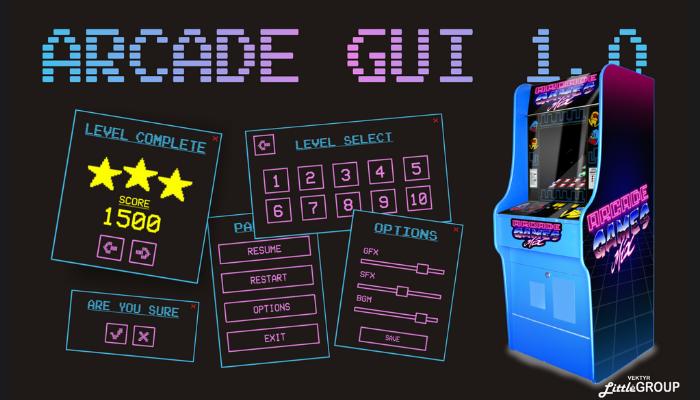 Arcade GUI 1.0