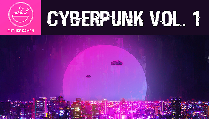 FREE Cyberpunk Vol. 1 Music Pack