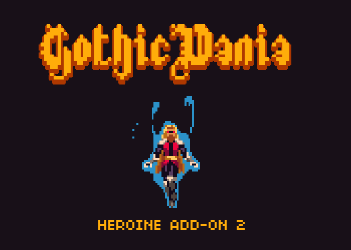 Gothicvania Bridge Heroine Add-On 2