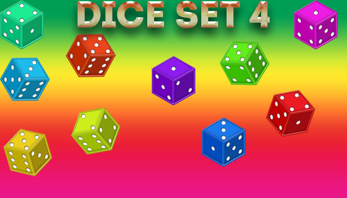 Dice Set 4