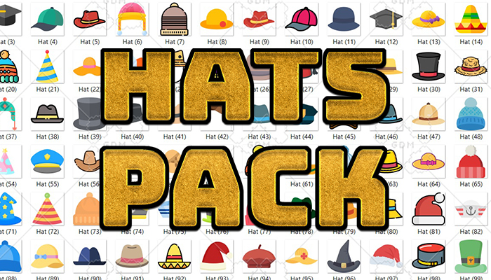 Hats Pack