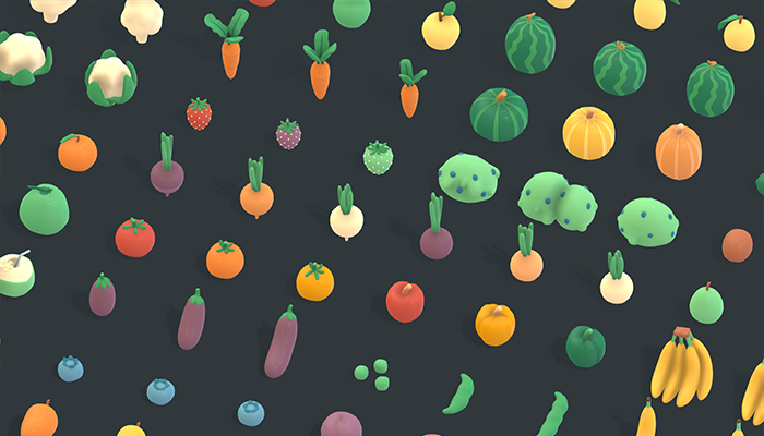 Back Garden – Animation Asset