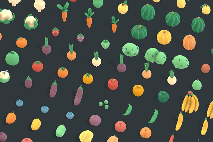 Back Garden – Animation Asset