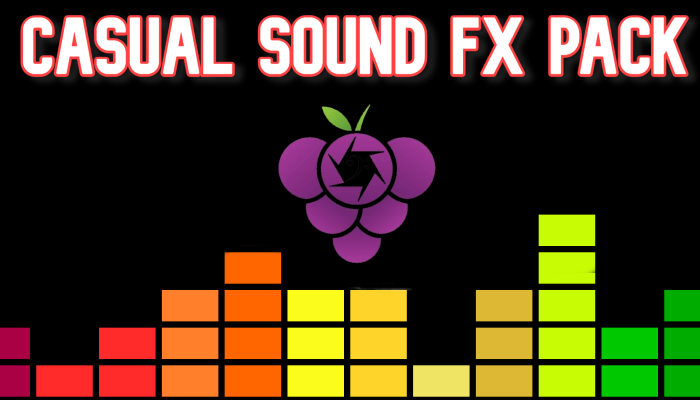 Casual SoundFX Pack