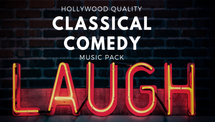 Classical Comedy Music Pack