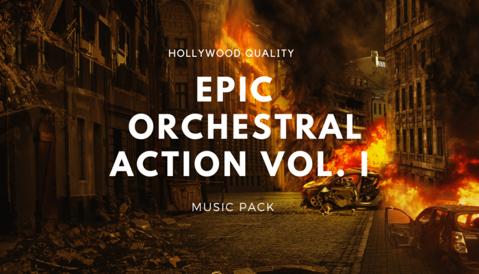 Epic Orchestral Action Music Pack Vol. I