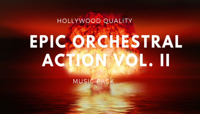 Epic Orchestral Action Music Pack Vol. II