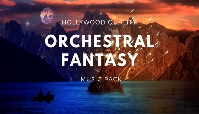 Orchestral Fantasy Music Pack