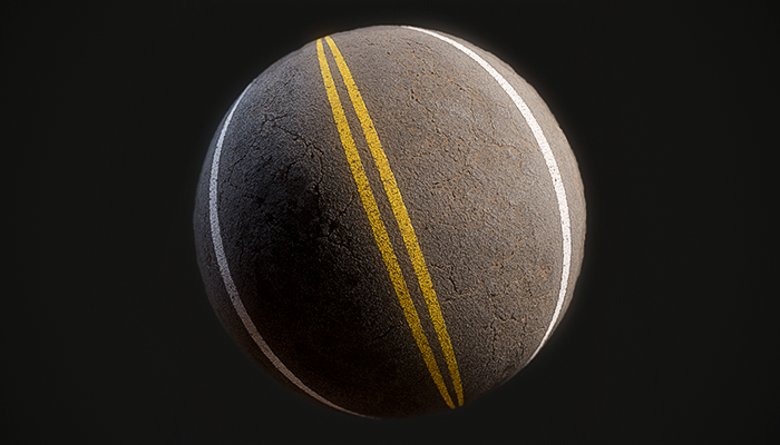 Asphalt Substance