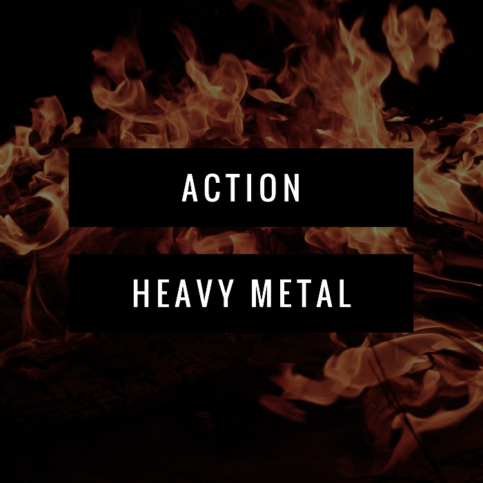 Action Heavy Metal