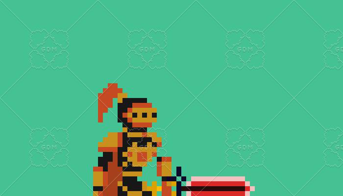 Knight & Sword