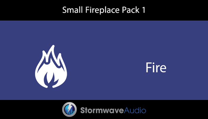 Small Fireplace Pack 1
