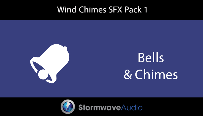 Wind Chimes SFX Pack 1