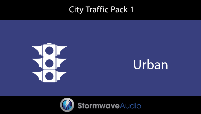 City Traffic Pack 1 – Bratislava, Gdansk, Prague, Warsaw