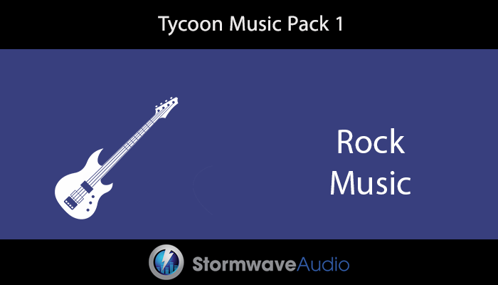 Tycoon Music Pack 1