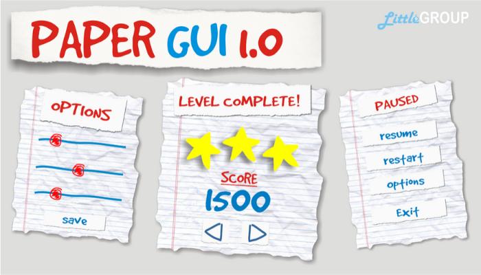 Paper GUI 1.0