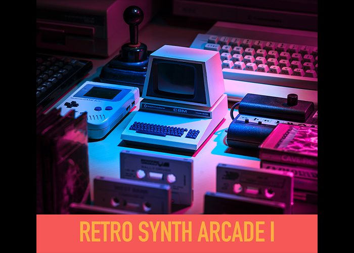 Retro Synth Arcade I