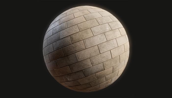 Brick Wall 01 Substance