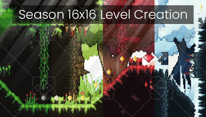 Season 16×16 Level Creation