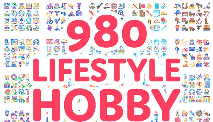 980 Lifestyle / hobby