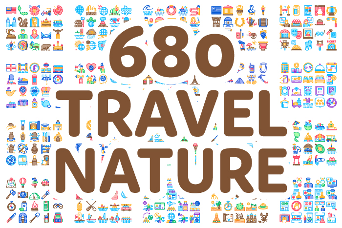 680 Travel / Nature