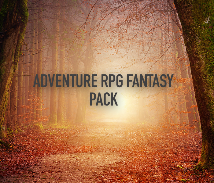 Adventure RPG Fantasy Pack