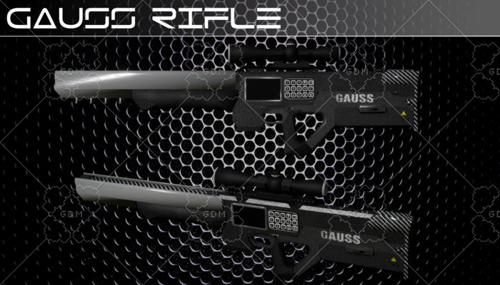 Gauss Rifle | Model