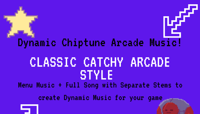 Dynamic Retro Arcade Music