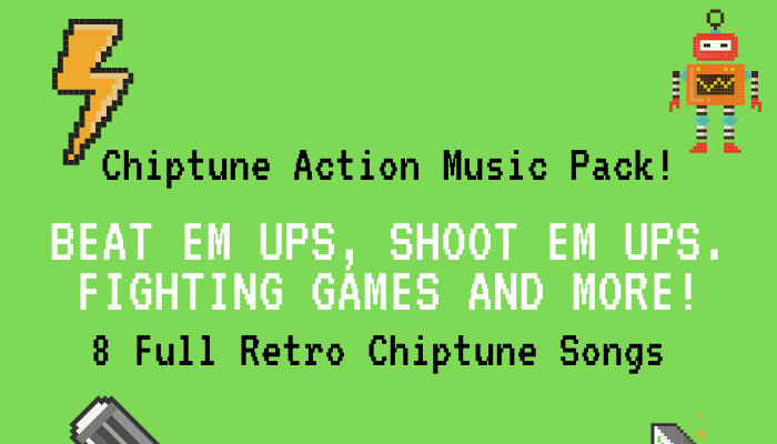 Ultimate Retro Game Music Pack