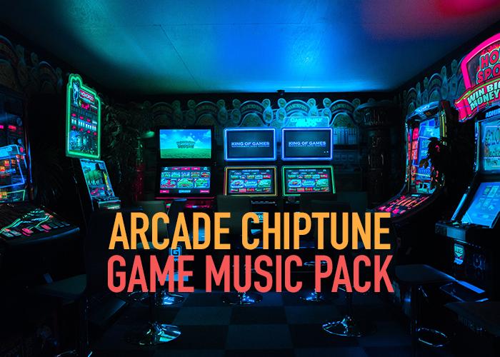 Arcade Chiptune Pack