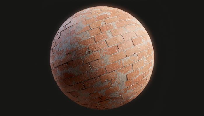 Brick Wall Substance