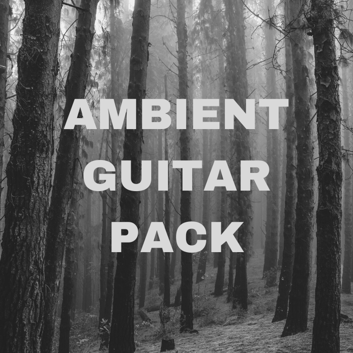 Lo-Fi Ambient Guitar Pack