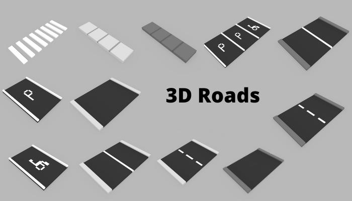 3D Roads