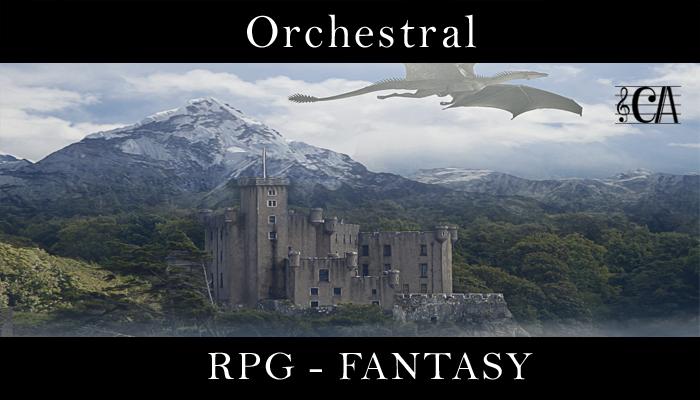 RPG – Fantasy Music Pack