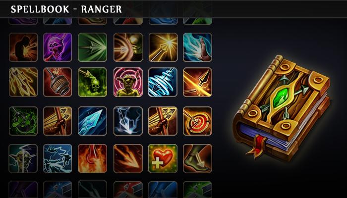 Spellbook – Ranger