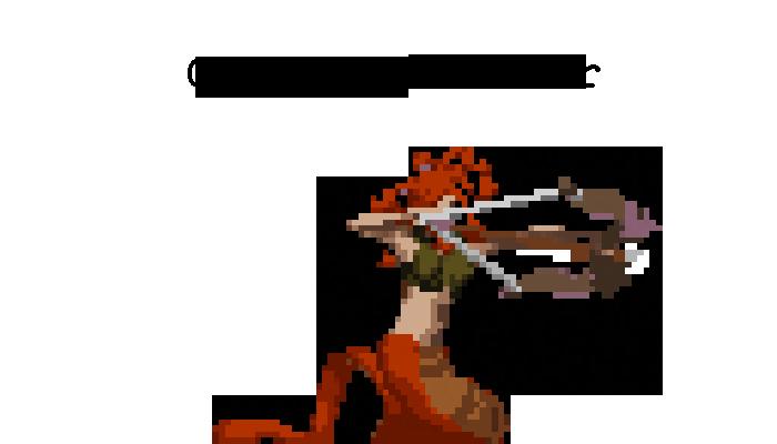 Gorgon Pixel Art