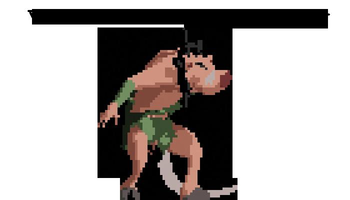 Pigman Pixel art