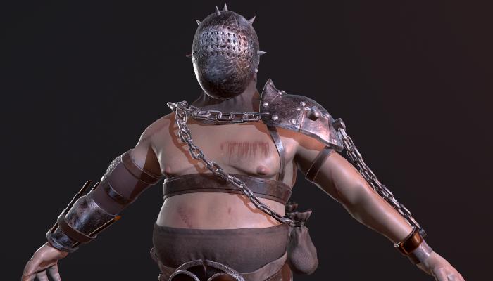 Big gladiator