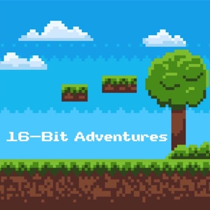 16-Bit Adventure / RPG Music Pack